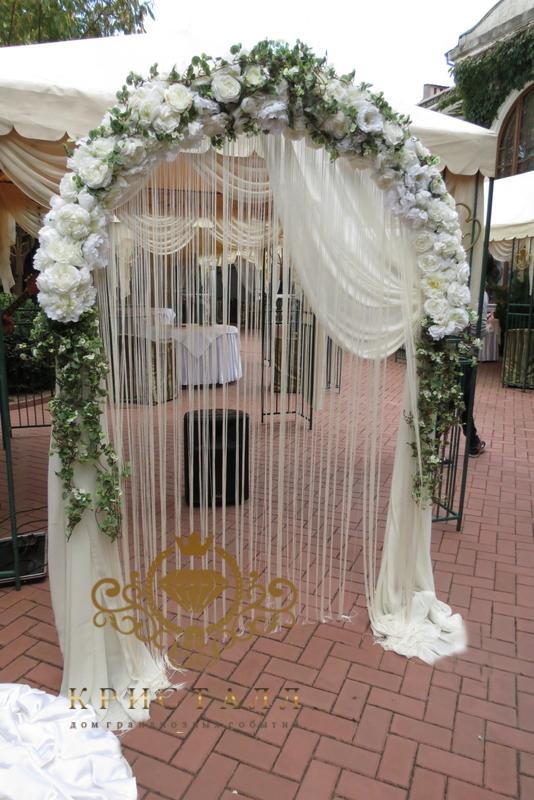 svadba-arka-prostaya
